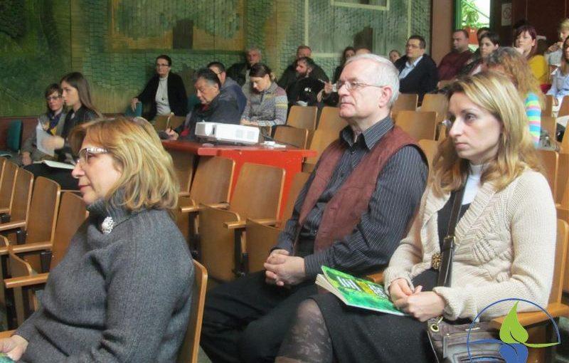 Представљање студије у Заводу за заштиту природе у Новом Саду
