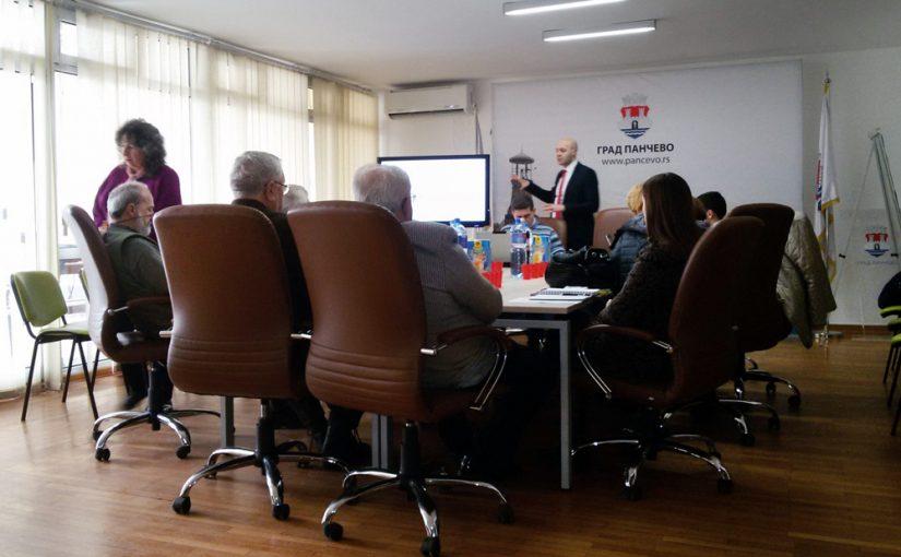 Банатска платформа – одржана радионица у Панчеву
