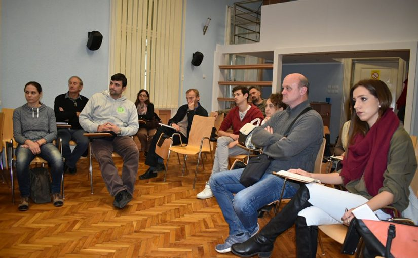 Састанак Банатске платформе у Зрењанину