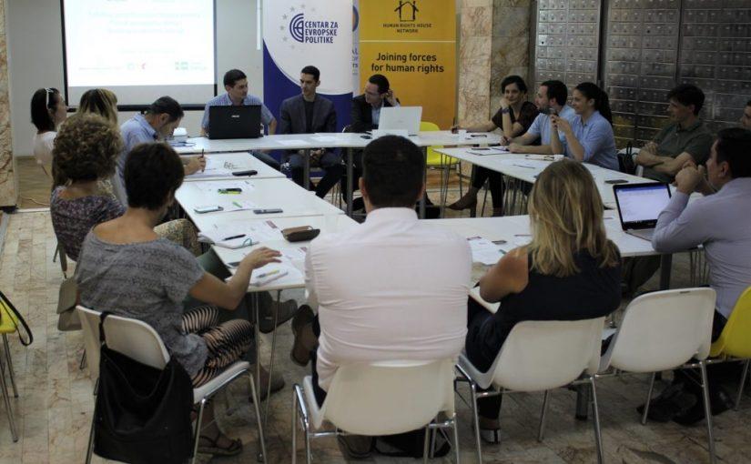 Консултативни састанак о финансирању заштите животне средине на локалном нивоу