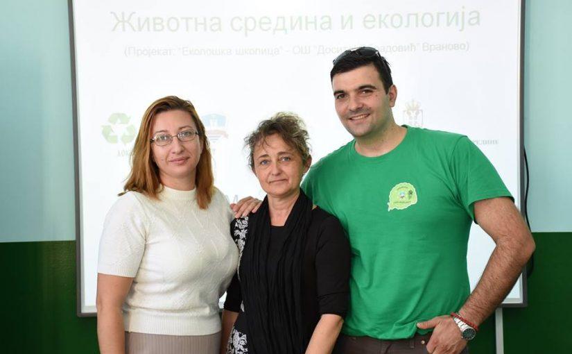 Еколошка школица у Вранову код Смедерева