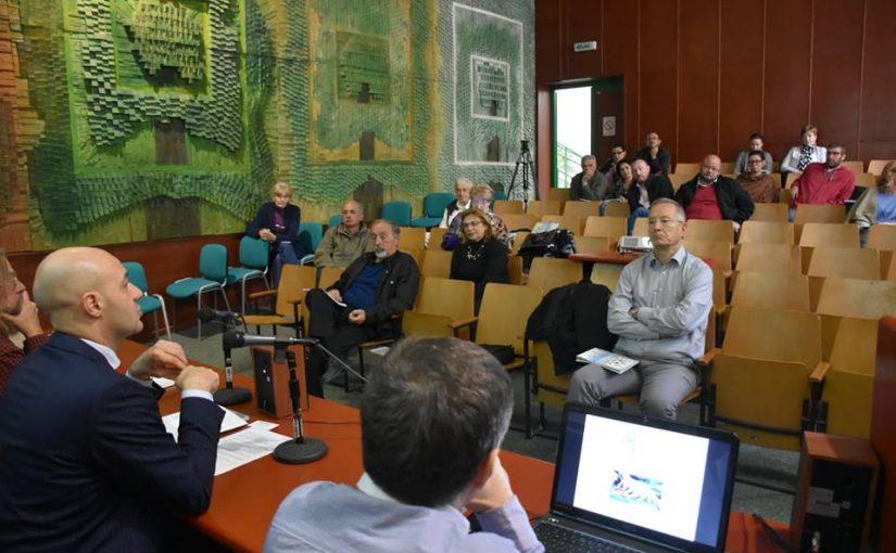 (Srpski) Представљање књиге о финансирању пољопривреде у Новом Саду
