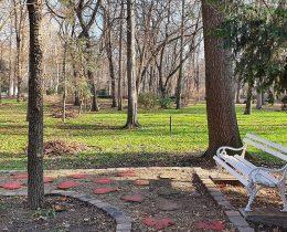 04 Klupa za zaljubljene – Gradski park u Vrscu