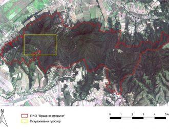 Deforestacija 1 – Lokacija