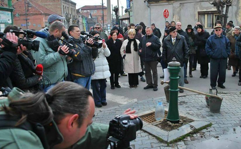"""(Srpski) Филм """"Кап"""" – грађани Зајечара изборили се за своје чесме"""