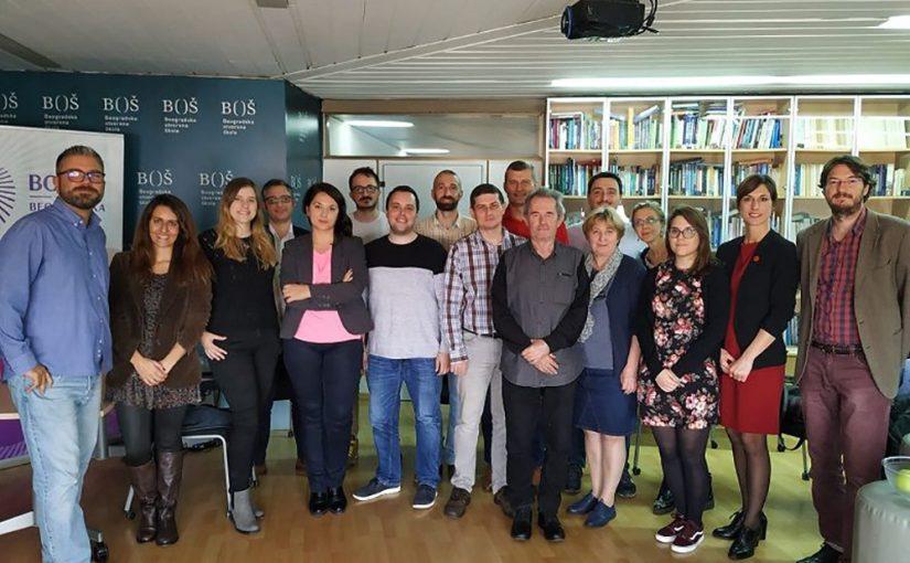 Невладине организације отворено са ЕУ о еколошким проблемима у Србији