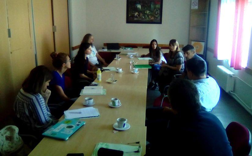 Еко-накнаде и мали предузетници – Састанак удружења грађана у Вршцу
