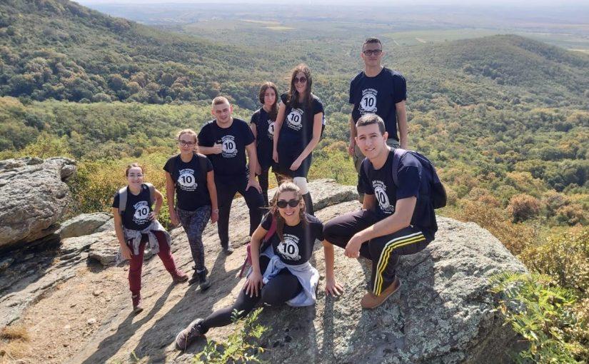 """Резултати 10. Омладинског волонтерског кампа """"Вршачке планине 2020"""""""