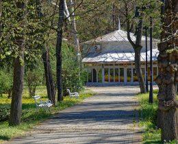 02 Arena – Gradski park u Vrscu