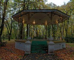 03 Muzicki paviljon – Gradski park u Vrscu
