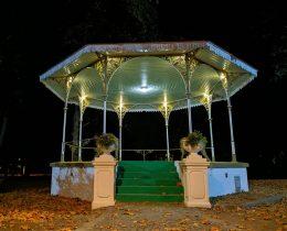 04 Muzicki paviljon – Gradski park u Vrscu