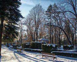 10 Zima – Gradski park u Vrscu